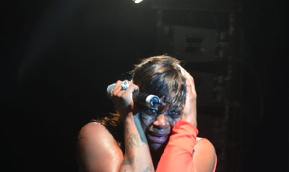 [Video] Fantasia Gets Carl Thomas Emotional At Concert + Rumors Surrounding Antwaun Cook
