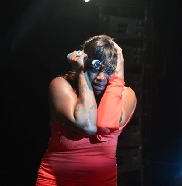 [Video] Fantasia Gets Carl Thomas Emotional At Concert + Rumors Surrounding Antwaun Cook