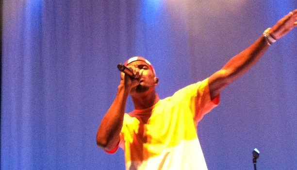 [Video] Frank Ocean Brings channel ORANGE to Washington, DC
