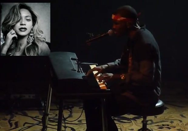 [Video] Frank Ocean Covers Beyonces 'I Miss You' + Did He Pull It Off?