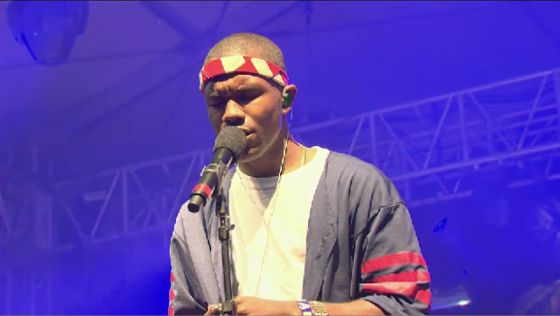 Frank Ocean Tweets, But Not About Coming Out the Closet On New Album