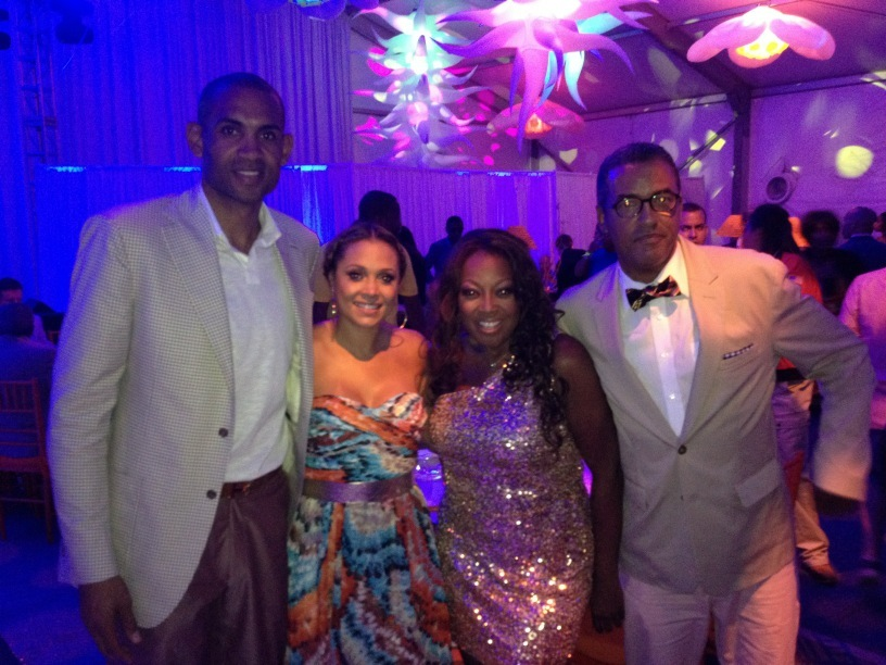 grant hill-tamia-star jones-art for life-the jasmine brand