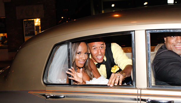 Photos of Jackie Christie's 17th Wedding Ceremony