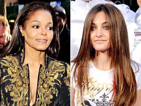 [Video] Allegedly, Janet Jackson Slaps Niece Paris In Altercation