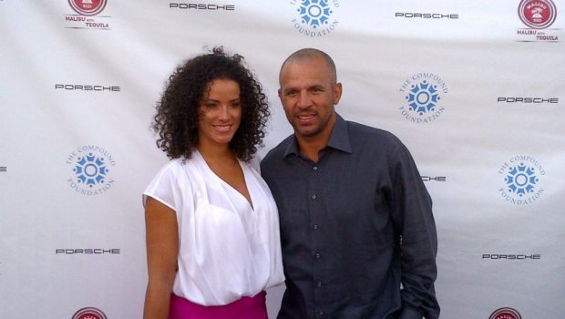 Jason Kidd Hits Telephone Pole & Is Arrested for DWI, After Leaving Ne-Yo's Party