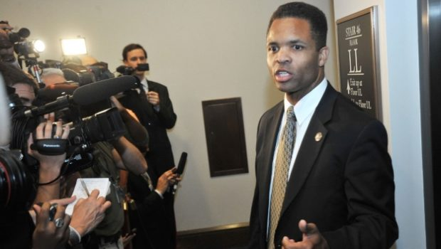 Political Hustlin' ::: Did Jesse Jackson's Son Have A Nervous Break-Down?