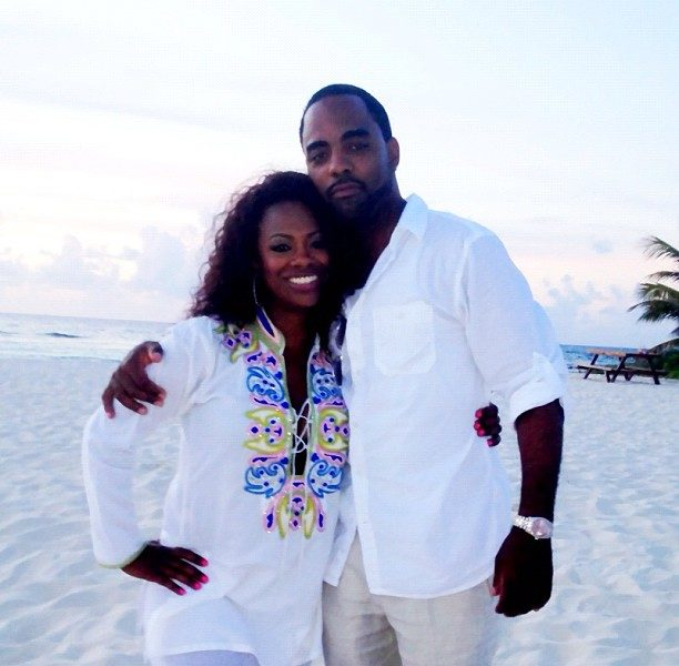 RHOA's Kandi Burruss Denies Being Engaged to Bravo Boyfriend, Todd Tucker