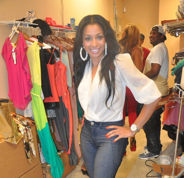 [Photos] LHHA's Karlie Redd & Mimi Faust, Hang With RHOA's Kandi Buruss