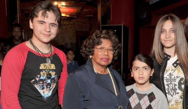 Katherine Jackson Sorta-Kinda Regains Custody of Grandchildren