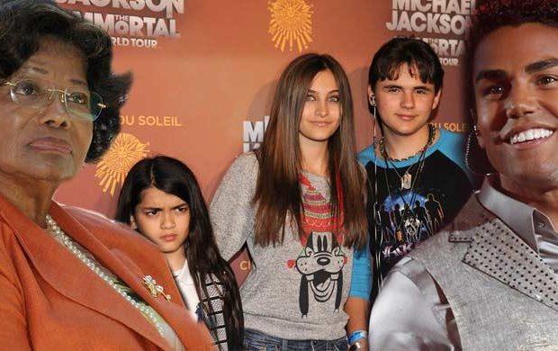 Katherine Jackson Loses Custody of Michael's Children