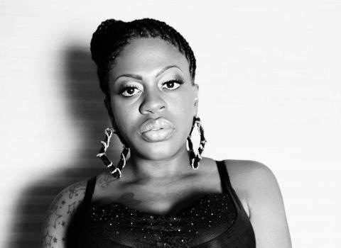 Kiddie Dopeness: Singer Lil' Mo Debuts Her New Bambino