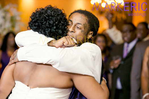Official Photos From Lil Wayne's Mother, 'Miss Cita', Wedding Released