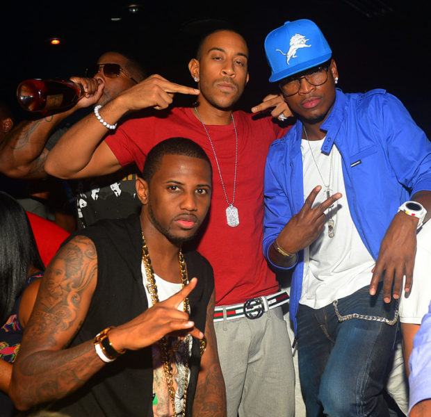 Rock-Star-Life Style : Larenz Tate, NeYo & Fiance, Fabolous & Celebs Party in Atl