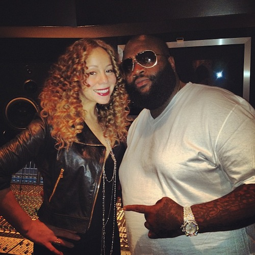 Mariah Carey Announces New 'Triumphant' Single, Collaborates With Rick Ross & Meek Mill