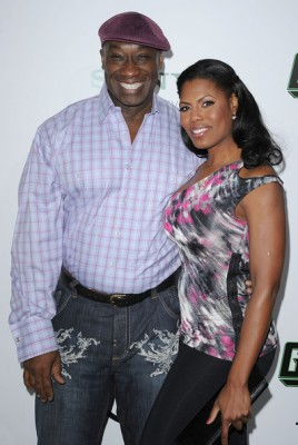 Omarosa's Boyfriend, Actor Michael Clarke Duncan, On Respirator With Strong Heartbeat