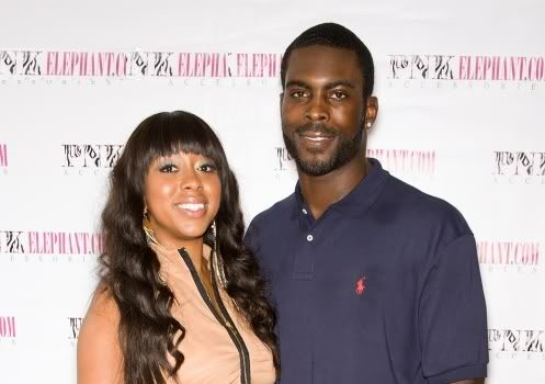 Michael Vick & Fiance Jump-The-Broom, With Chicken & Waffles