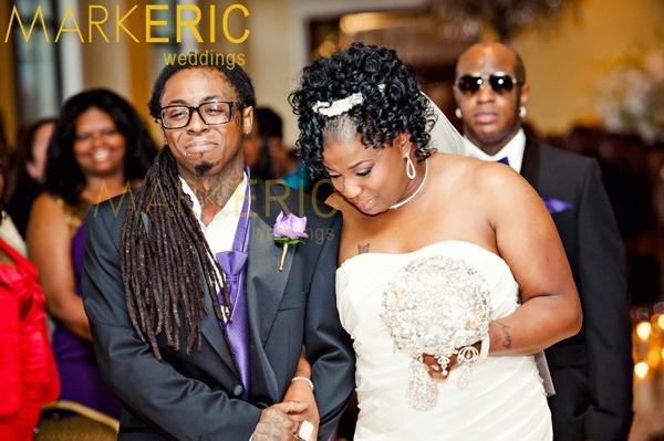 Toya And Lil Wayne Wedding Pictures Tbrbinfo Tbrbinfo