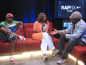 [Video] Stevie J & Mona Scott-Young Insist LHHA is NOT Scripted