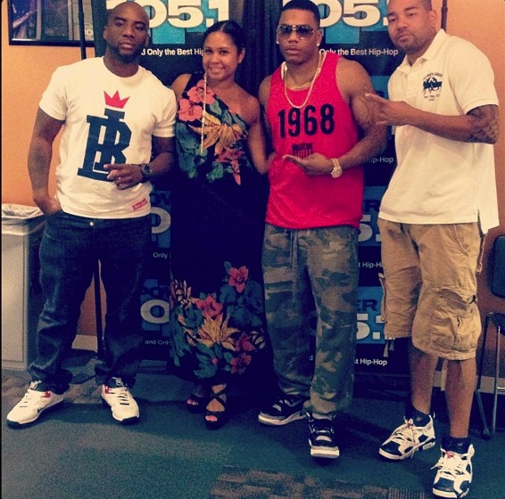 [Video] Nelly Hits the Breakfast Club, Talks Ashanti, LHHA's Joseline & Why He's Still Relevant