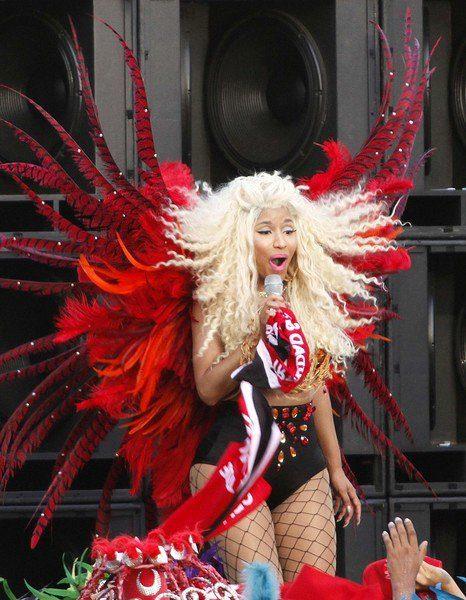 Nicki Minaj Channels Carnival, Returns to Trinidad for 'Pound the Alarm'