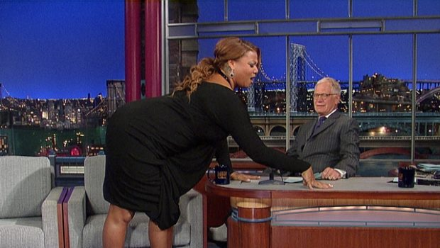 Ovary Hustlin' :: Queen Latifah Hints At Babies + Denies 'Coming Out the Closet'