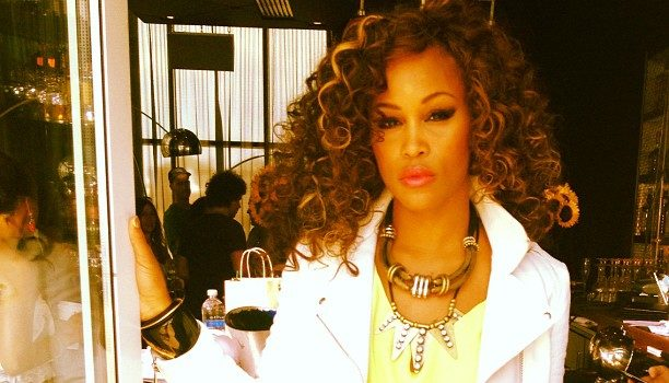 Rapper Eve Leaves the States, Relocates To London
