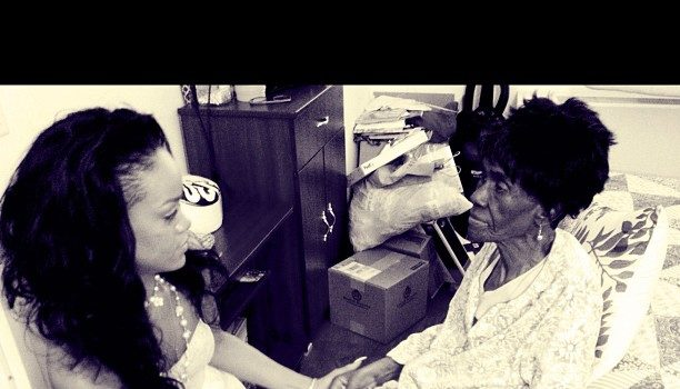 Rihanna's Grandmother Dolly Passes, Chris Brown & His Mother React on Twitter
