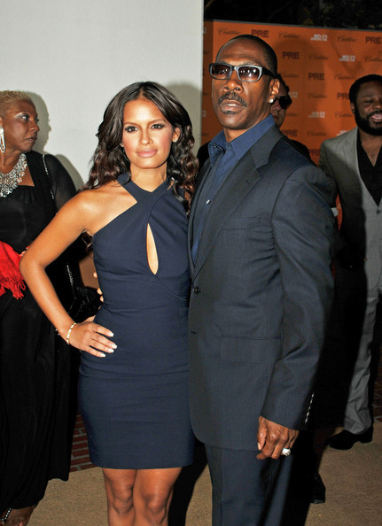 Rocsi Diaz Denies Dating Eddie Murphy & Is Trying Her Hand At DJ'ing