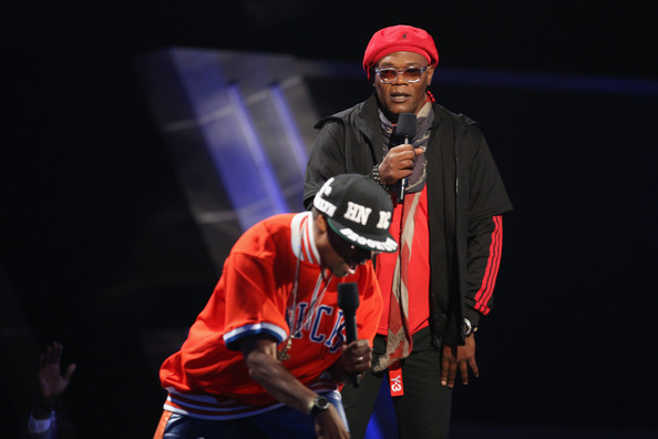 samuel l jackson-spike lee-bet awards-the jasmine brand