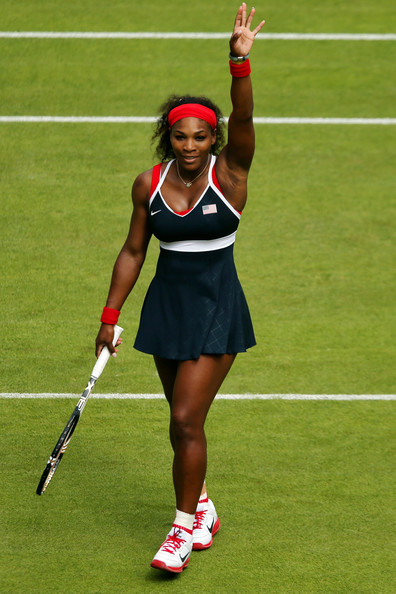 USA Reps At The Olympics : First Lady Michelle Obama, Serena Williams + #TeamUSA