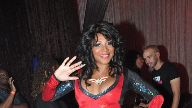 Haute or Hot A** Mess : Trina Braxton's Body Catsuit