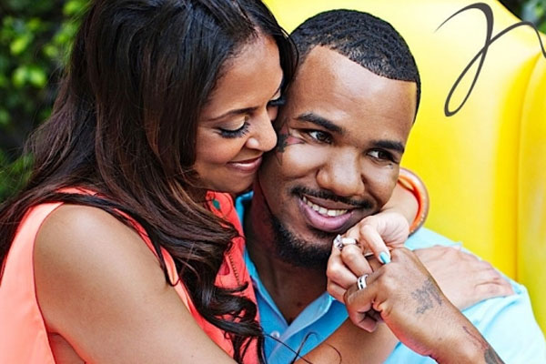 The Game Amp Fiance Announce Wedding Is Back On