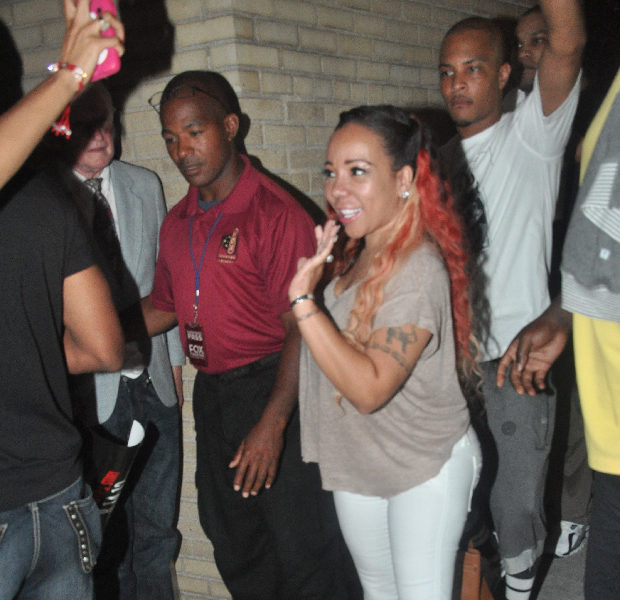 [Photos] Monica, Tiny, LHHA's Lil Scrappy & Shay Leave Nicki Minaj Atlanta Concert