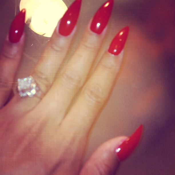 How Much Did Blac Chyna Ring Cost