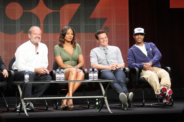 Boss Cast_T.I._Sanaa Lathan_Kelsey Grammer_Johnathan Groff_TCA Summer Press Tour_thejasminebrand