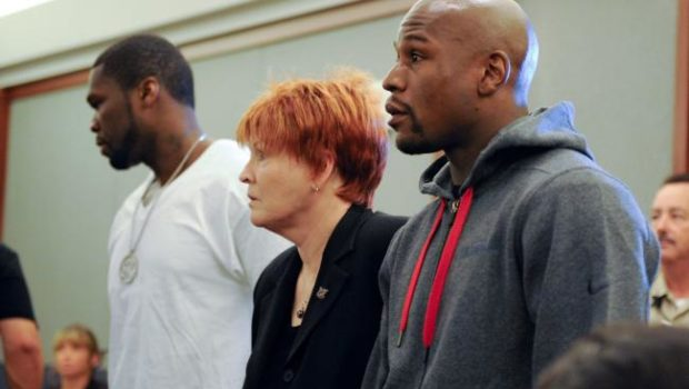 Honey, I'm Home : Floyd Mayweather Released From Jail