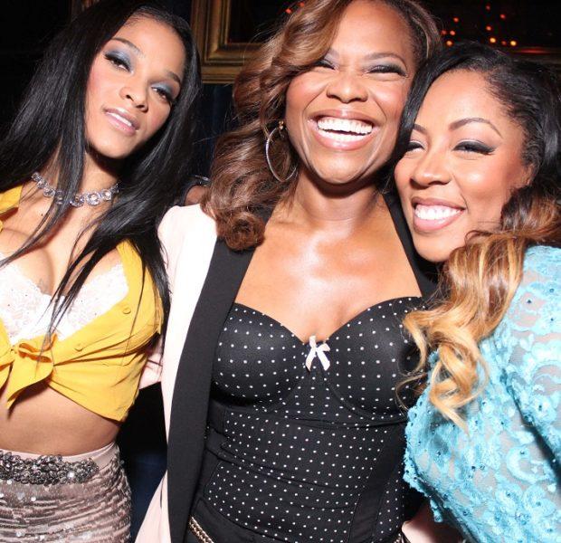 [Photos] LHHA's Joseline, Stevie J, K.Michelle & Lil Scrappy Hit NYC Press Event