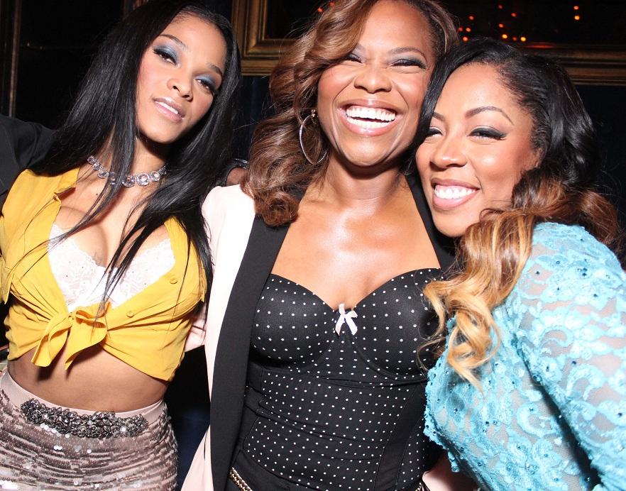 [Photos] LHHA's Joseline, Stevie J, K.Michelle & Lil ... K Michelle And Joseline