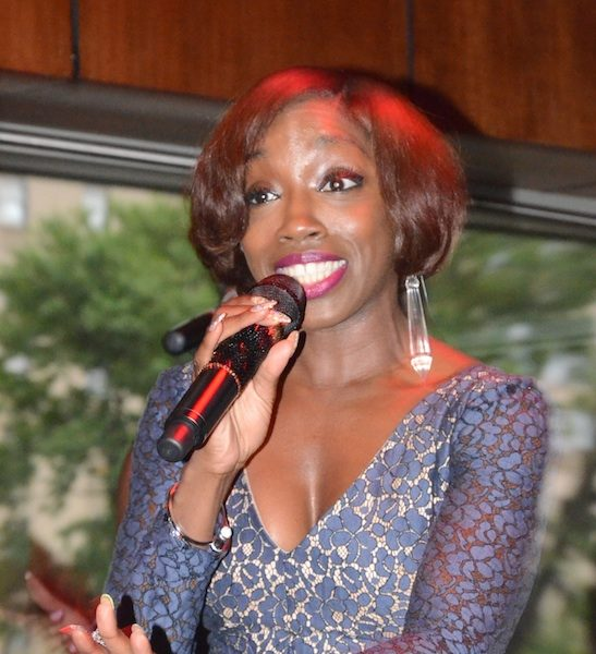 [Photos] Estelle Brings Energy to Washington, DC for Private Performance