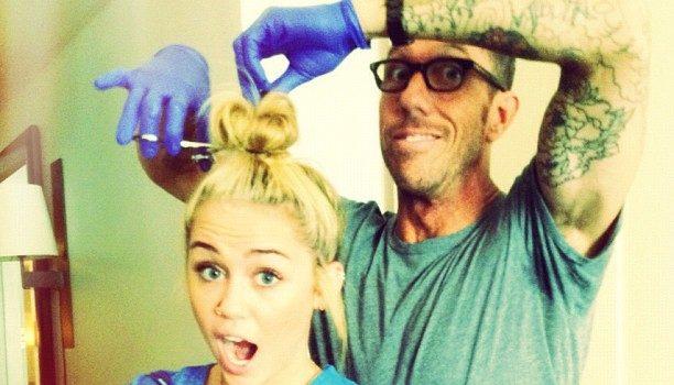 Haute Or Hot Ass Mess: Miley Cyrus' Short New Hair Cut