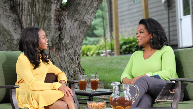 [Video] Gabby Douglas Confesses to Oprah, Teammates Bullied Her