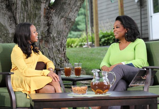 [Video] Gabby Douglas Confesses to Oprah, Teammates Bullied Her