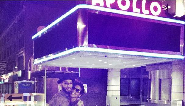 Alicia Keys & Swizz Beatz Celebrate Wedding Anniversary With Apollo & Car Accident