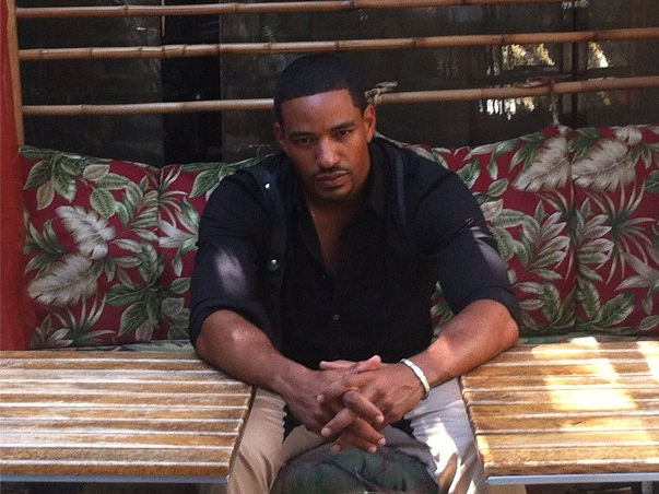 Behind-the-Scenes of Laz Alonso's XEX Magazine Shoot
