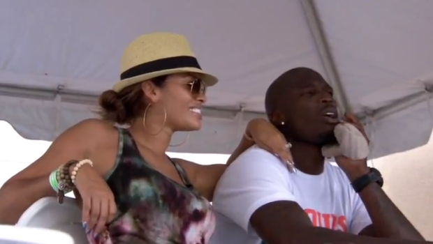 [Video] Ochocinco Tells 'Hard Knocks' That Evelyn Withheld Sex for Piss Poor Season