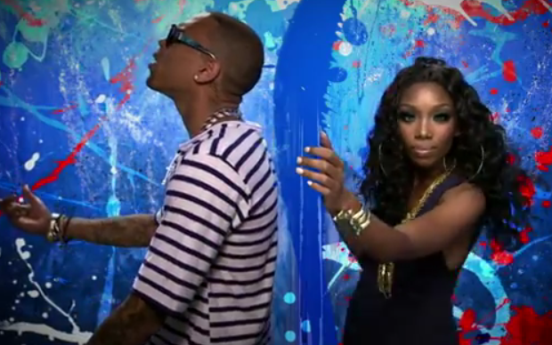 [Watch] Brandy Upgrades Choreography In 'Put It Down' Video feat. Chris Brown