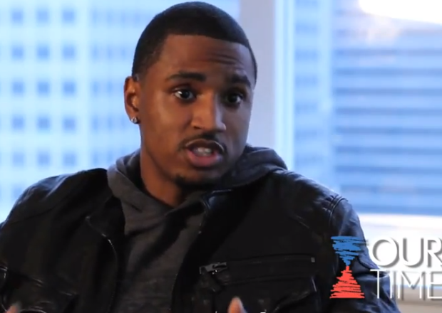 [Video] Trey Songz Talks Politics + Explains Why Young People Aren't Voting