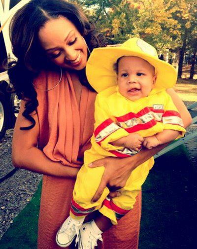 Tia Mowry Responds To 'Disgusting' Comments About Her Having An 'Ugly' Baby