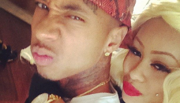 Wedding Bells: Did Tyga Propose To His Pregnant Girlfriend Blac Chyna