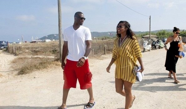 Spotted. Stalked. Scene. Dwyane Tyrone Wade & Gabrielle Union Vacay In Spain